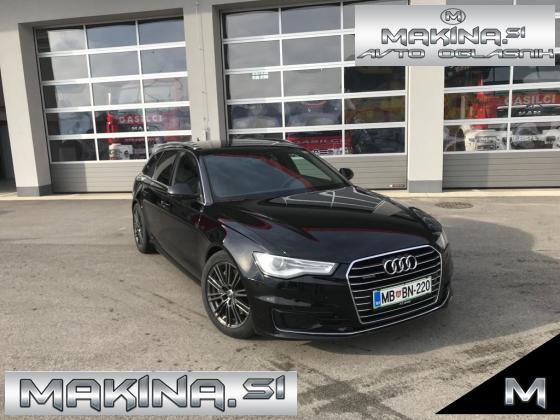 Audi A6 3.0TDI AUTOMATIC/TIPTRONIC + 4X4 + BIXENON + NAVIGACIJA + PDC ....