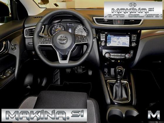 Nissan Qashqai 1.3 DIG-T 140 N-Connecta SUN LED - AKCIJA
