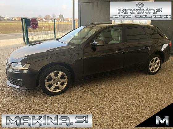 Audi A4 Avant 2.0 TDI DPF- pdc- alu16