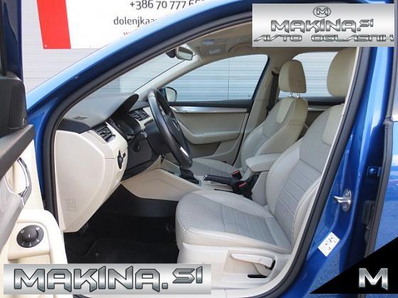 Škoda Octavia 1.6TDI GREEN STYLE NAVIGACIJA + 2 X PDC + USNJE + TEMPOMAT + ALU17