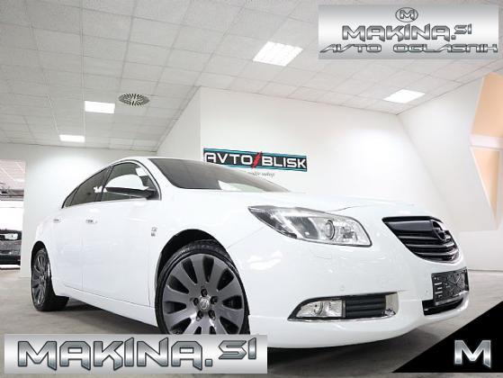 Opel Insignia 2.0 CDTI OPC line- SLOVENSKO VOZILO- SAMO 108.000KM- 19 COL-