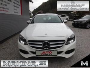 Mercedes-Benz C-Razred C220d BUSINESS AUTOMATIC + NAVIGACIJA + 2 X PDC + TEMPOMAT + POTOVALNI RAČUN