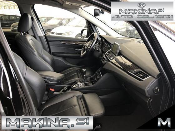 BMW serija 2- 216d Gran Tourer Advantage- navigacija- pdc- alu16