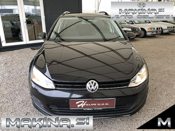 Volkswagen Golf Variant 2.0 TDI BMT Comfortline- navigacija- pdc- alu16