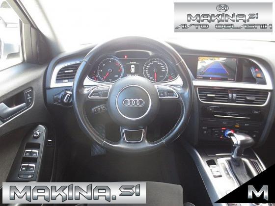 Audi A4 Allroad quattro 2.0 TDI + 2 X S- LINE + ALCANTARA + LED + UGODNO + ODLIČEN