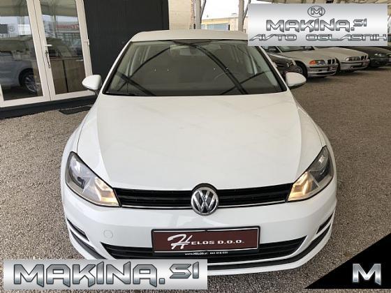 Volkswagen Golf 1.6 TDI BMT Comfortline- slovensko vozilo- 1.lastnik- alu16