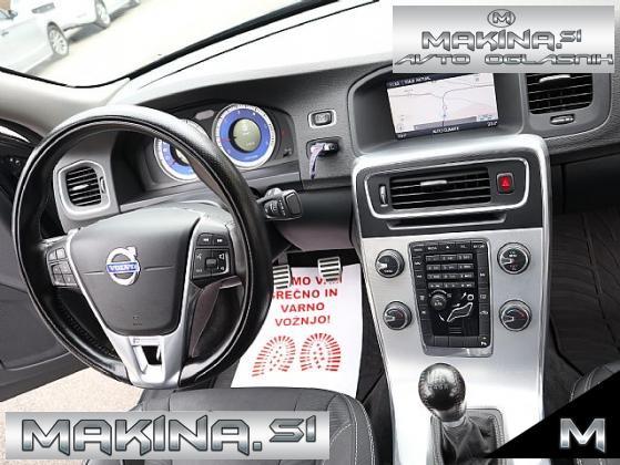 Volvo S60 2.0 R-Design- NAVIGACIJA- 18 COL- PDC- KOT NOV- SPORT-