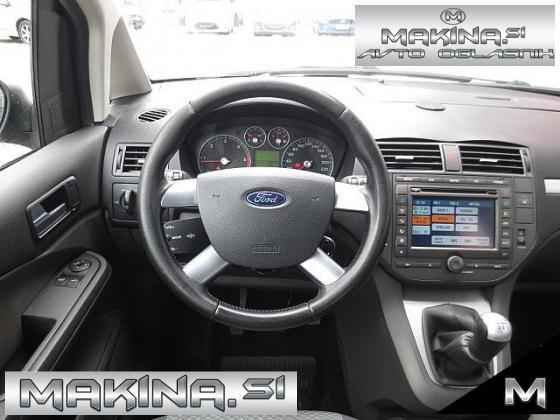 Ford C-Max 2.0TDCI + NAVIGACIJA + 2 X AVTOMATSKA KLIMA + GRETJE SEDEŽEV + POTOVALNI RAČUNALNIK