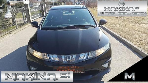 Honda Civic 1.8 types
