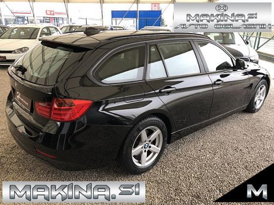 BMW serija 3- 318d Touring- xenon- navigacija- pdc- alu16