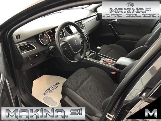 Peugeot 508 SW 1.6 BlueHDi Active- panorama- navigacija- pdc- alu16