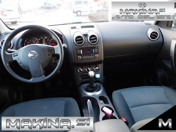 Nissan Qashqai 1.6 16V Basic E5