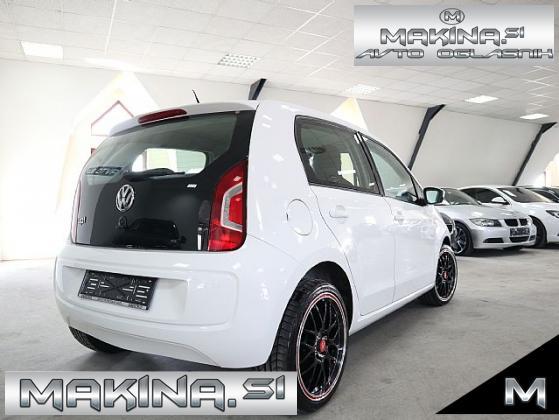 Volkswagen up! 1.0-SLOVENSKO VOZILO- 1LASTNIK- SAMO 90.000KM- KOT NOV-