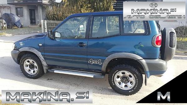 Nissan Terrano II 2.4 Sport