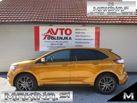 Ford Edge AWD 2.0TDCi AUT SPORT+USNJE+NAVI+KEMERA+MEMORY+ALU