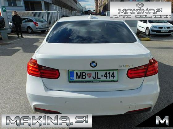 BMW serija 3- 318d  M Performance