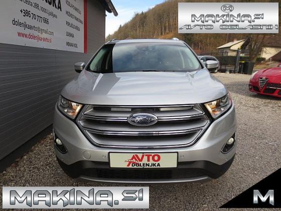 Ford Edge 2.0TDCi TITANIUM AWD + NAVIGACIJA + MEMORY + USNJE + SAMO 12586KM