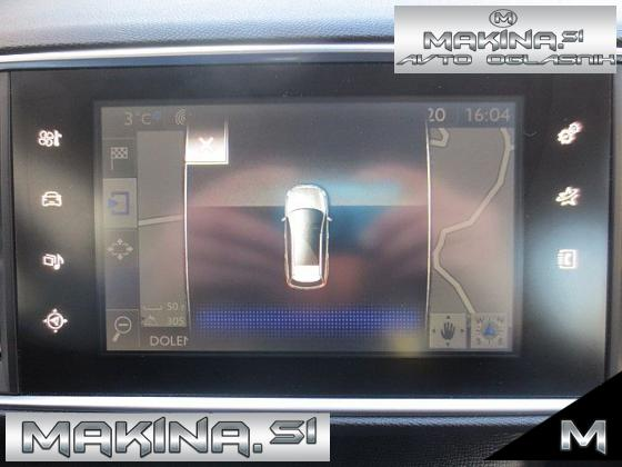 Peugeot 308 1.6HDI NAVIGACIJA + 2 X PDC + TEMPOMAT + POTOVALNI RAČUNALNIK + LE 75TKM + 1.LASTNIK..