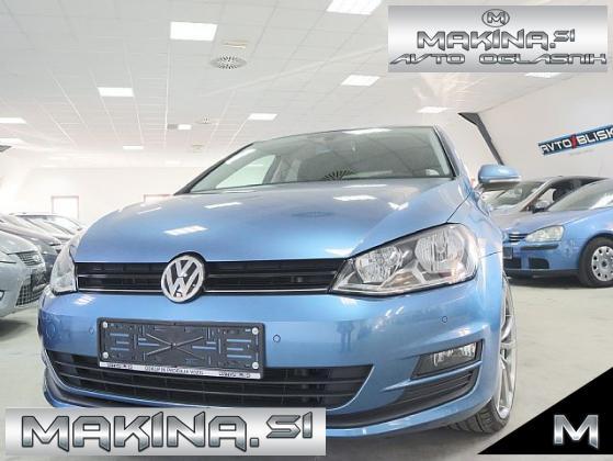 Volkswagen Golf 1.6 TDI-SLOVENSKO VOZILO- 1 LASTNIK- 70.000KM- ATRAKTIVEN-