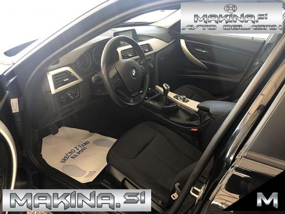 BMW serija 3- 318d Touring- navigacija- pdc- alu16