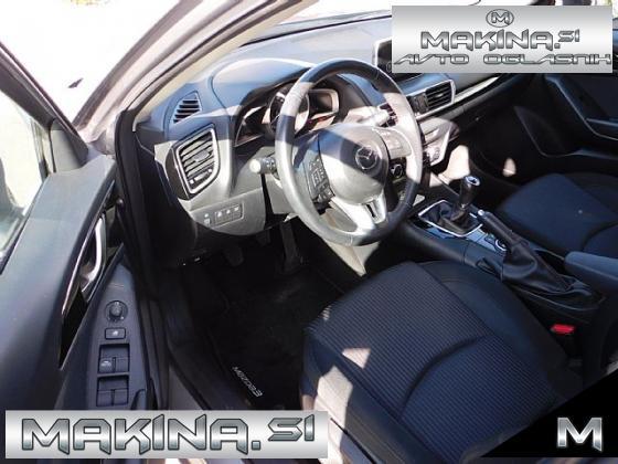 Mazda 3 G120 Challenge..ODLIČEN..SAMO 21.950km