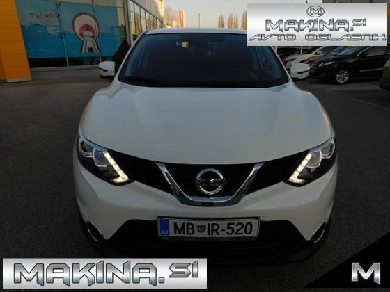 Nissan Qashqai 1.5 dCi 360°