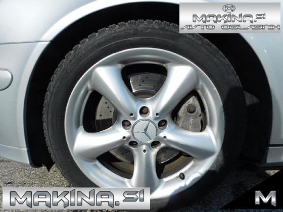 Mercedes-Benz C-Razred C 200 CDI T SPORT