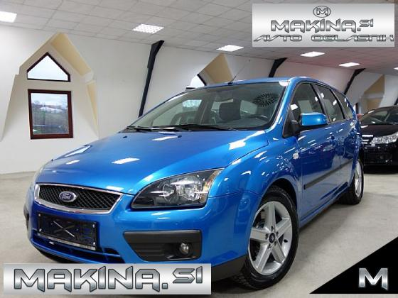 Ford Focus 1.8 TDCi Ghia-KLIMA-16 ALU-SPORT PAKET