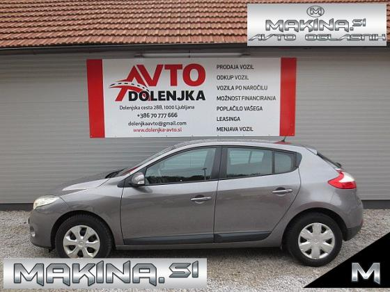 Renault Megane 1.6 16V SLOVENSKO VOZILO + AVTOMATSKA KLIMA + POTOVALNI RAČUNALNIK + ELEKTRIČNA STEKLA...