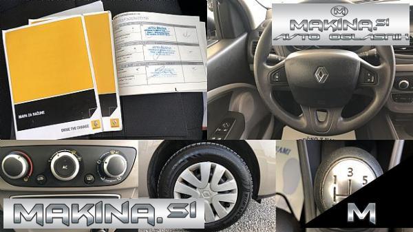 Renault Megane Berline 1.6 16V Generation- slovensko vozilo- 1.lastnik