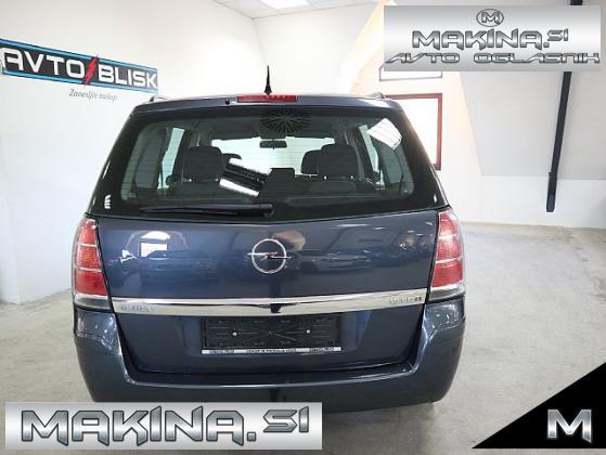 Opel Zafira 1.9 CDTI-SLOVENSKA-7 SEDEŽEV-OPR.GLAVNI SERVIS-