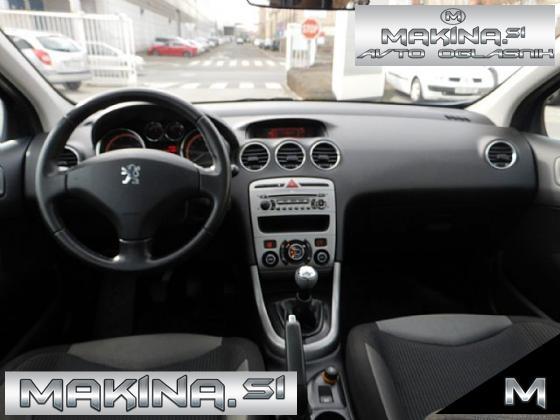Peugeot 308 Premium 1.6 16V VTi