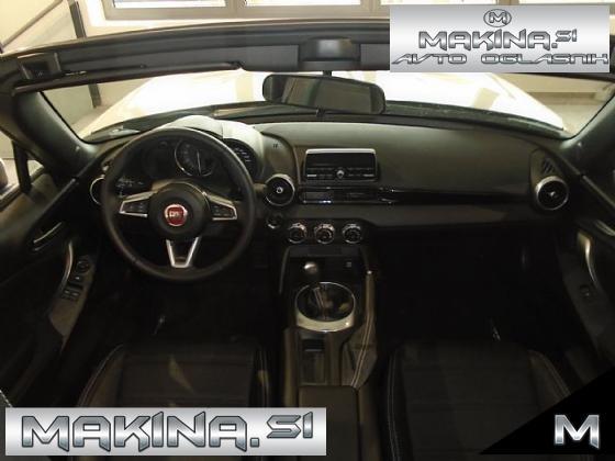 Fiat 124 Spider 1.4 MULTIAIR TURBO LUSSO ENKRATNA PRILOŽNOST