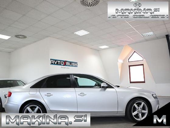 Audi A4 2.0 TDI- BARVNI ZASLON- 18 COL- MULTIFUNKCIJSKI  VOLAN-