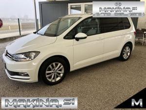 Volkswagen Touran 1.6 TDI BMT Comfortline DSG- navigacija- pdc- alu16