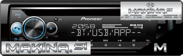 AVTORADIO PIONEER DEH-S510BT