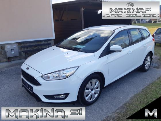 Ford focus bussines 1.5 tdci Navi