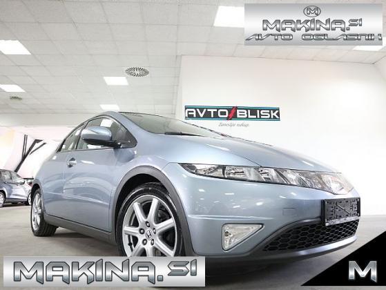 Honda Civic 1.8 Sport-SLOVENSKA- SAMO 130.000 KM- KOT NOVA-