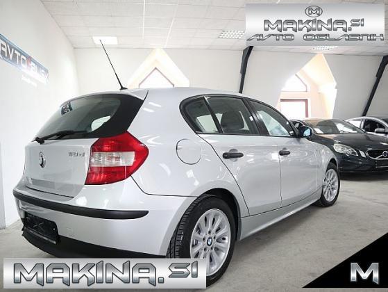BMW serija 1- 118d- DIGITALNA KLIMA- ALU- VRHUNSKI-