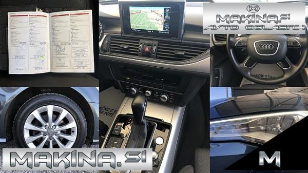 Audi A6 Avant 2.0 TDI ultra Business S tronic- xenon- navigacija