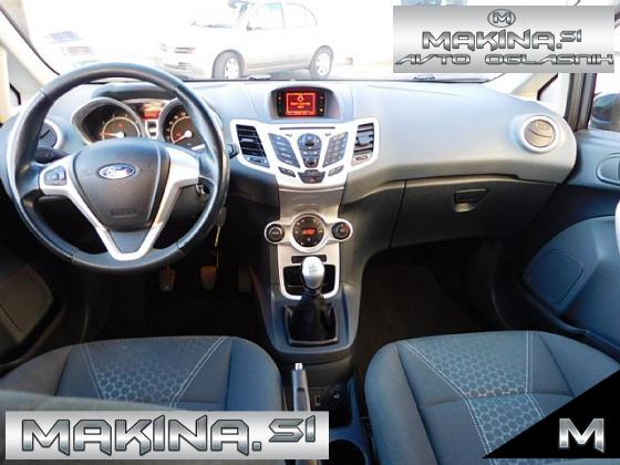 Ford Fiesta Ghia 1.25 16V