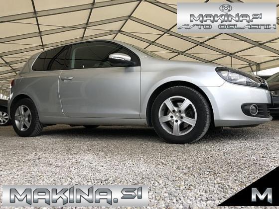 Volkswagen Golf Comfortline 1.6 TDI BlueMotion Tech- alu15- slovensko vozilo