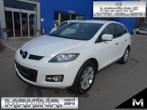 Mazda CX-7 2.3i Turbo Revolution+ PLIN