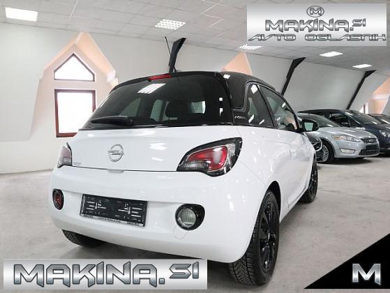 Opel Adam 1.2-SLOVENSKI-SAMO 13.000KM-1LASTNICA-KOT NOV-