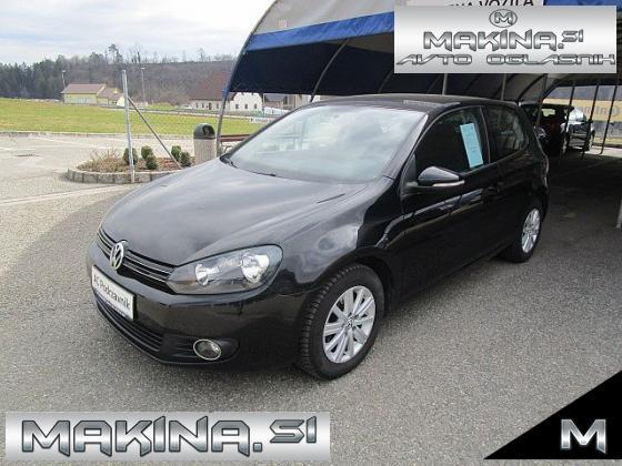 Volkswagen Golf Trendline 1.6 TDI