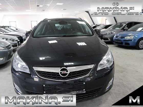 Opel Astra Sports Tourer 2.0 CDTI Cosmo-USNJE-TEMPOMAT-CROM-