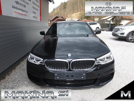 BMW serija 5- 530d xDrive AUTOMATIC + M PAKET + HEAD UP + 360 KAMERA + KEYLESS GO...