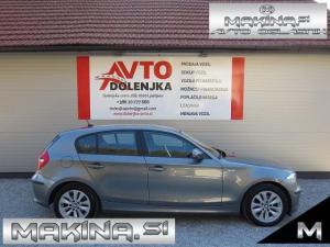 BMW serija 1- 116d + 2 X AVTOMATSKA KLIMA + TEMPOMAT + POTOVALNI RAČUNALNIK + ELEKTRIČNA STEKLA +