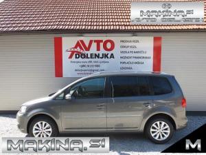 Volkswagen Touran 2.0 TDI HIGHLINE NAVIGACIJA + XENON + 2 X PDC + TEMPOMAT + POTOVALNI RAČUNALNIK +