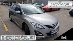 Mazda Mazda6 Sport Combi CD129 TE